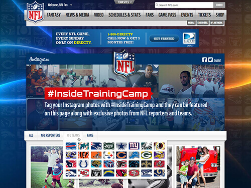 NFL | Inside Training Camp
